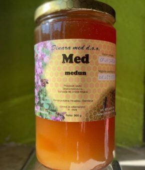 Med medun domaći 900 ml