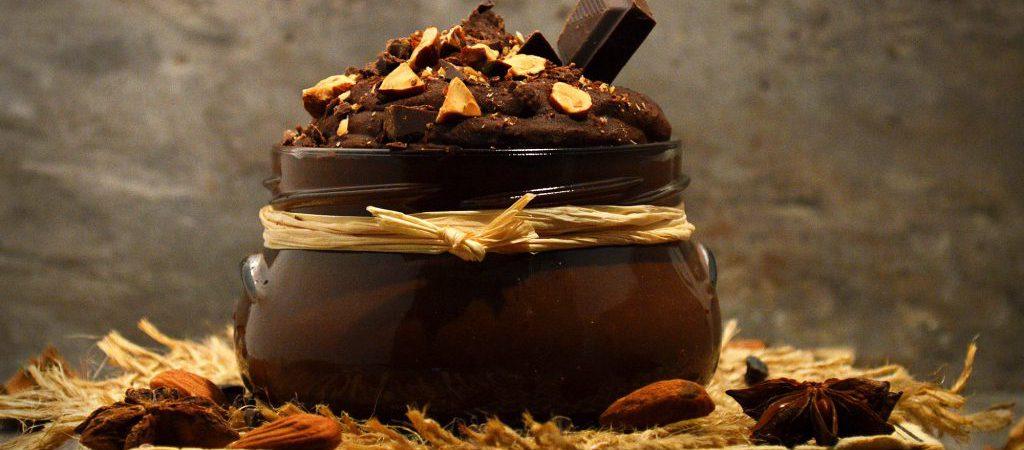 Čokoladna krema od slanutka