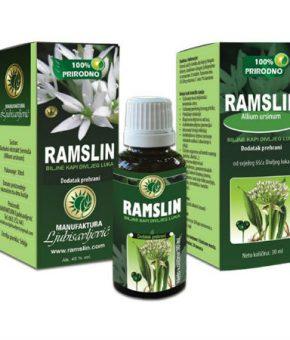 Ramslin- kapi divljeg luka