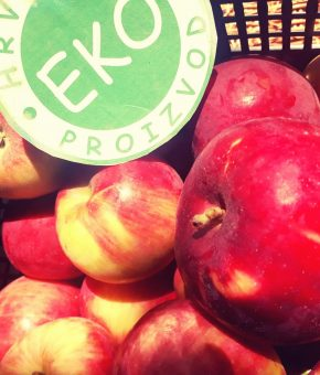 Jabuke eko domaće